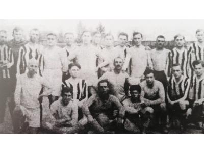 100 de ani de la primul meci al Universității