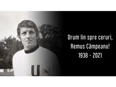 Drum lin spre ceruri, Remus Câmpeanu!