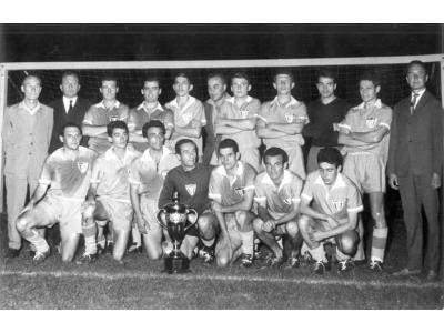 11 iulie 1965 | Ziua în care am pus șapca pe Cupă