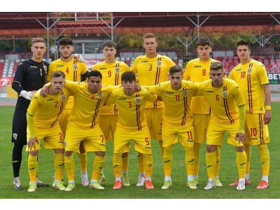România U19. Albert Hofman, titular în victoria cu Cipru