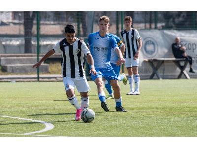 Liga Elitelor U19. Câștigăm cu LPS Banatul Timișoara și urcăm pe locul 2
