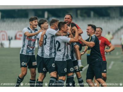 LIVE | Sănătatea Cluj – FC Unversitatea Cluj