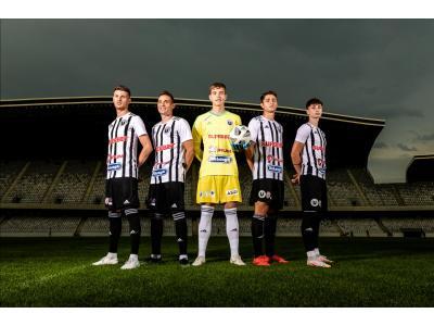 FC Universitatea Cluj lansează noul echipament pentru sezonul 2021/2022