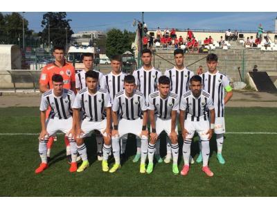 Liga Elitelor U19. Câștigăm cu 4-0 la LPS Bihorul Oradea