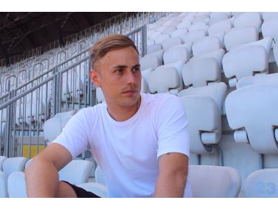 """Vlad Muțiu: """"Simt că mi se potrivește acest club și vom face treabă bună împreună"""""""