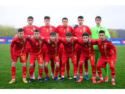 România U16. Matei Moraru, căpitan în victoria cu Petrolul U18 și Fărăgău titular pe postul de fundaș dreapta