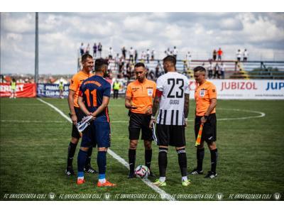 """Meciul cu AFK Csikszereda, un test important pentru """"studenți"""""""
