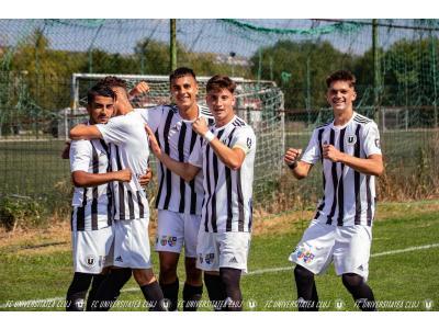 Liga Elitelor U19. Câștigăm restanța cu Kids Tâmpa Brașov și trecem pe primul loc în clasament