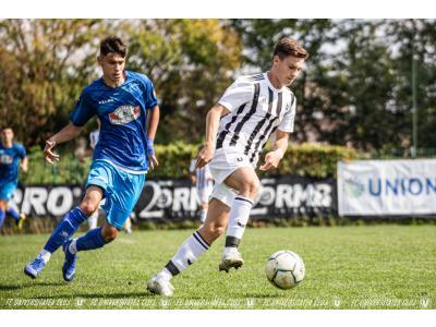 Liga Elitelor U17. Gol de trei puncte marcat de Darius Nistor