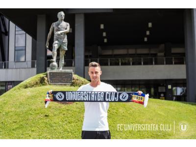 Întăriri în linia de mijloc. Căpitanul câștigătoarei Cupei României din 2017 vine la