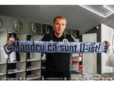Gabriel Giurgiu, noul manager sportiv al Universității Cluj