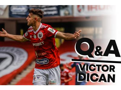 Q&A | Victor Dican