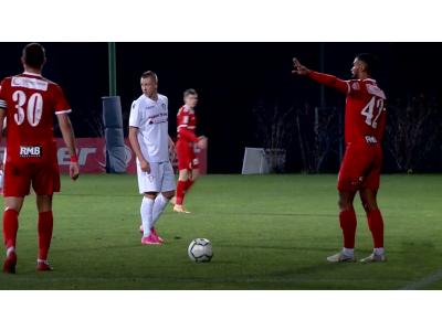 """Eșec la limită în fața giuleștenilor. Rapid – """"U"""": 1-0"""