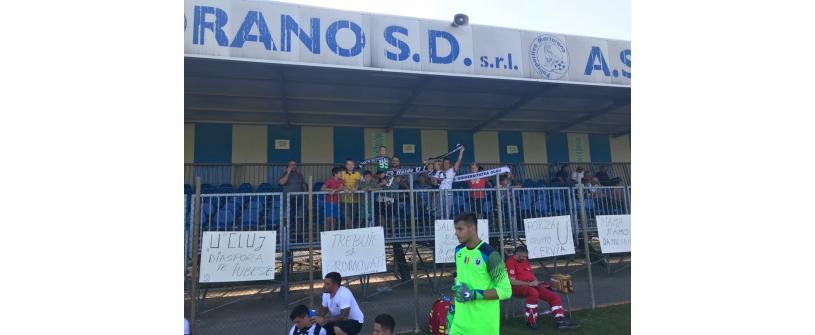 """Studenții în Italia. """"U"""" a făcut scor cu cei de la Romagna Centro: 8-1. Sâmbătă întâlnim Perugia!"""