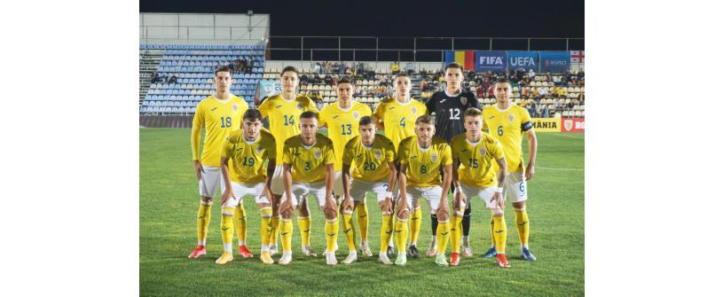 """România U21. Victor Dican, pe teren în succesul """"tricolorilor"""" cu Suedia"""