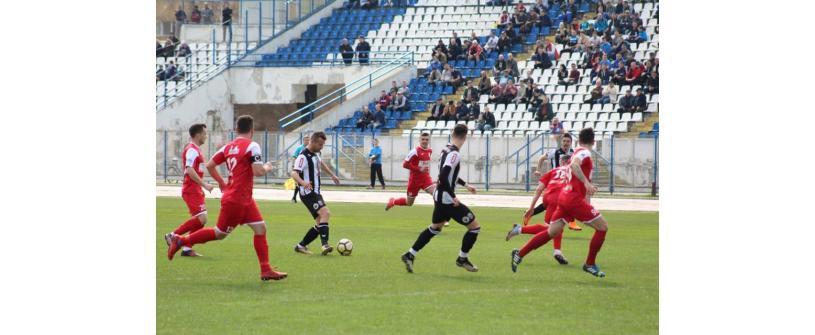 """Triumf în """"Cetate"""". Performanța Ighiu – """"U"""" Cluj 0-2"""