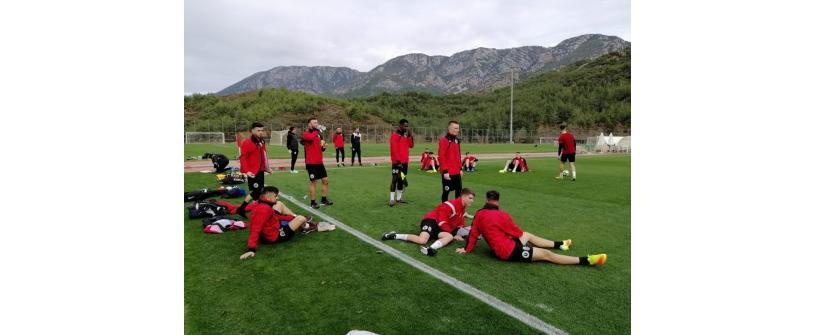 """Primul eșec în Antalya. """"U"""" – FC Montana 0-2"""