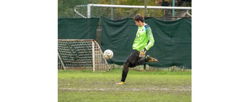 Performanță rară în fotbal pentru un junior al Universității