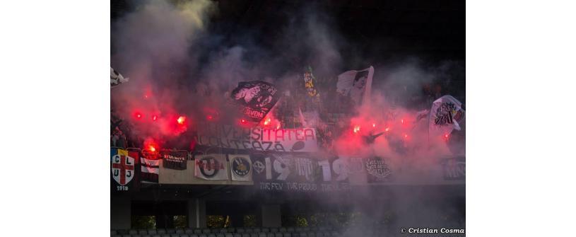 """VICTORIE PENTRU IOAN GYURI PASCU. """"U"""" Cluj – Unirea Florești 9-1"""
