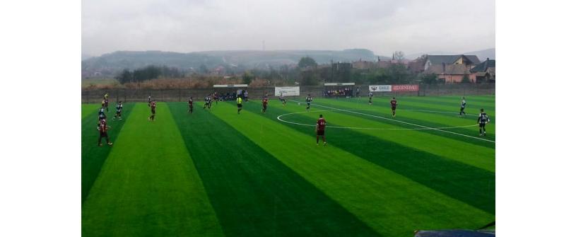 MECI AMICAL: AS Unirea Iclod – FC Universitatea Cluj 0-5