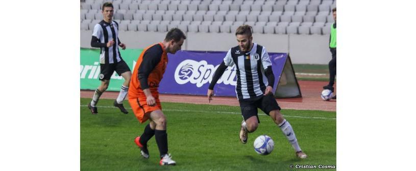 Meciul din deplasare cu Armenopolis Gherla se joacă pe Cluj Arena