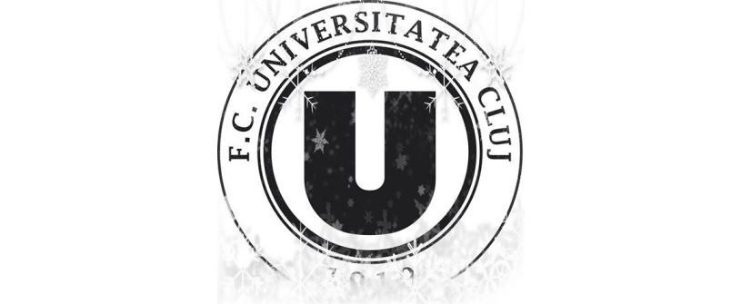 FC Universitatea Cluj vă urează Crăciun Fericit!