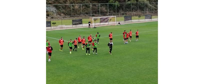 """""""Studenții"""" au ajuns în Turcia. Primul meci-test e miercuri!"""