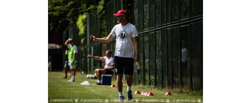 DECLARAȚII   Erik Lincar după primul meci-test al verii