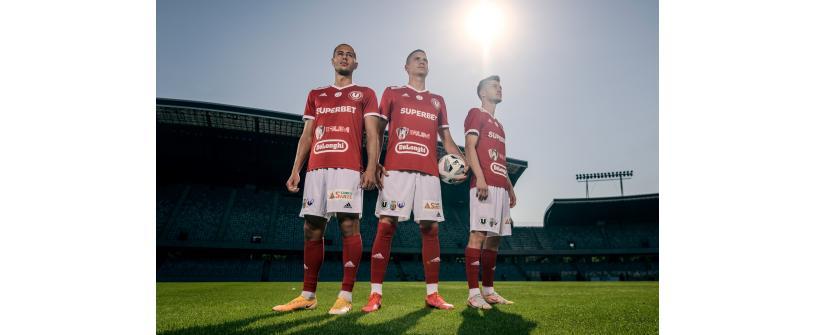 Chipul lui Radu Țenter va fi prezent pe tricourile pentru deplasare, în noua ediție a ligii a II-a