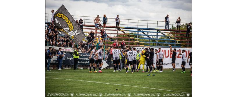 """Boiciuc aduce victoria la ultima fază. """"U"""" – Metaloglobus: 2-1"""
