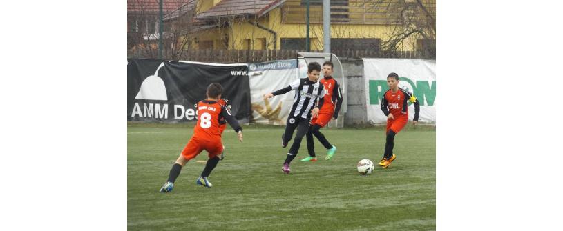 FC Universitatea Cluj și Luceafărul, parteneriat pentru performanță