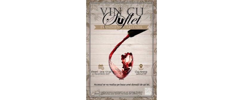 "Vin cu s""U""flet"