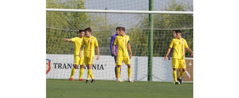 România U16. Darius Fălcușan, căpitan în duelul cu Bosnia