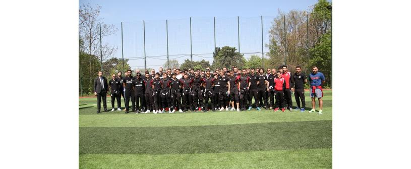 Fotbaliștii și baschetbaliștii Universității Cluj s-au reunit la USAMV