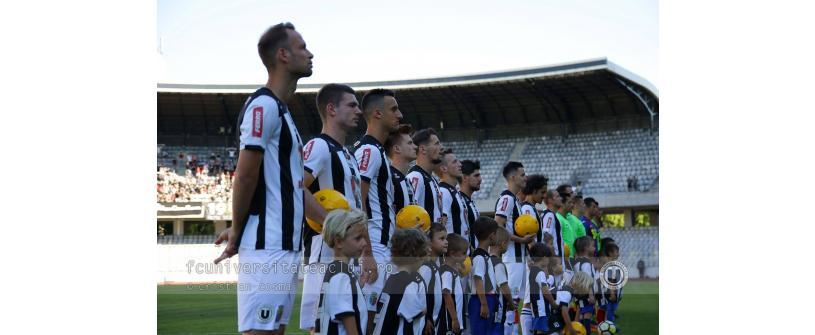 """Sunăm adunarea: """"Studenții"""" își reiau luni antrenamentele pentru sezonul de Liga a 2-a"""