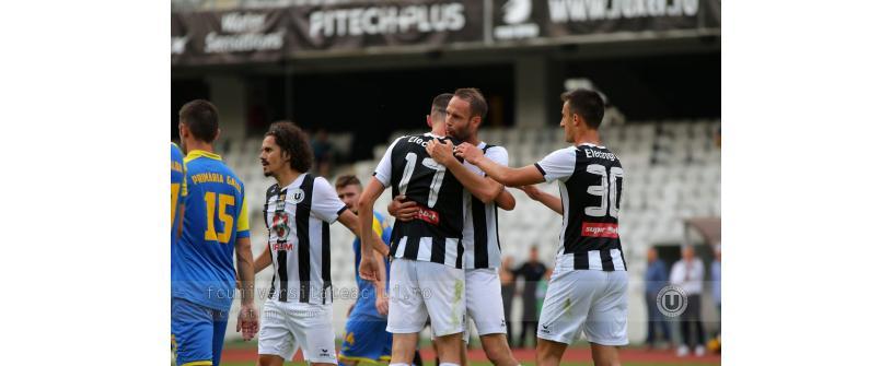 Debutăm în noul sezon pe propriul teren, cu Metaloglobus București. Vezi când se joacă derby-urile din Liga a II-a