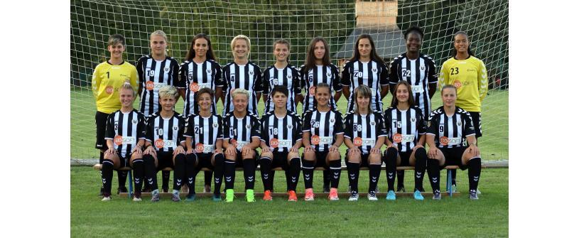 """""""U"""" Olimpia Cluj se pregăteşte de startul în Women's Champions League"""