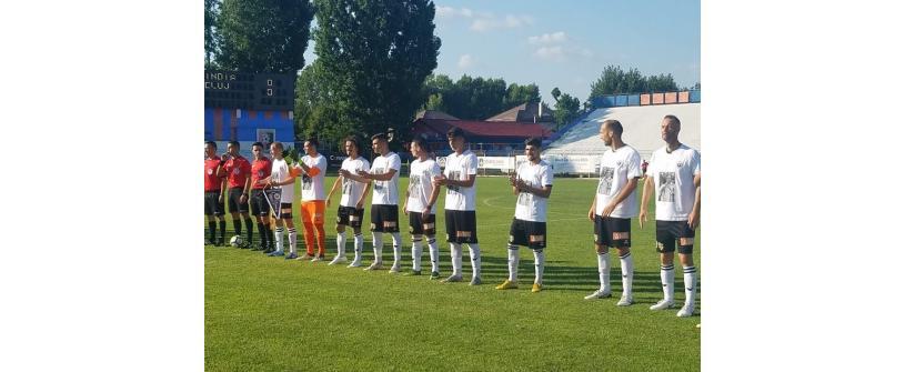 "Primul pas greşit din Liga 2. Chindia – ""U"" 2-1"