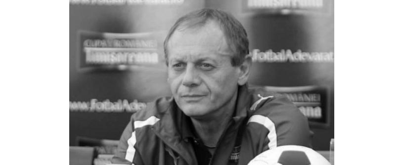 Rămas bun, Ilie Balaci!