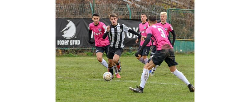 FC Universitatea Cluj avansează în topul academiilor din România