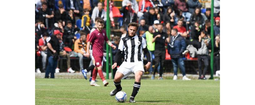 Universitatea a câștigat mini-derby-ul Clujului în Liga Elitelor U19!