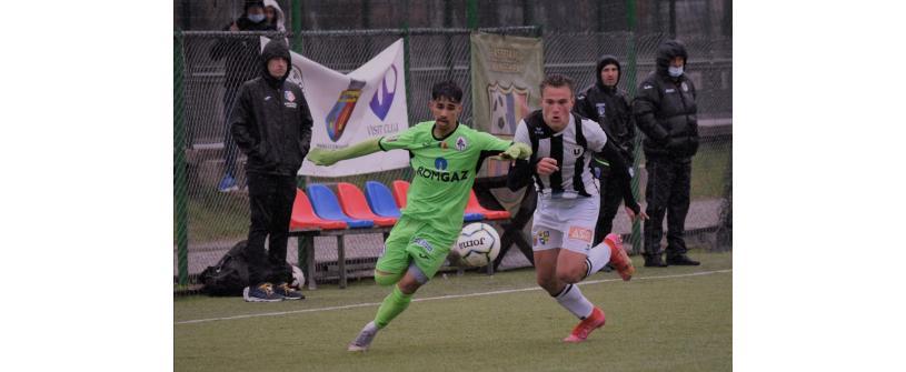 Liga Elitelor U19. Prima înfrângere după șase etape pentru juniorii U19