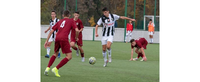Liga Elitelor. Victorie de poveste în derby-ul Clujului pentru juniorii U17