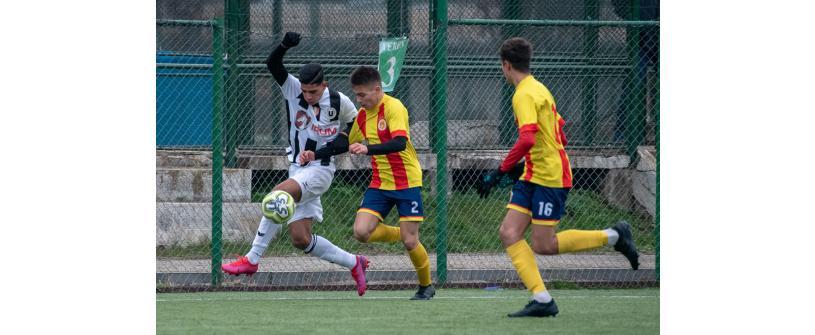 Liga Elitelor. Victorie pentru copiii de la U17 în ultimul meci al anului