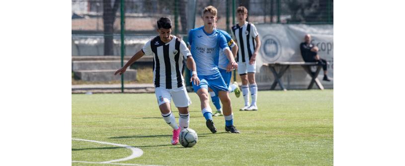 Liga Elitelor U19. Victorie categorică pentru juniorii noștri cu LPS Bihorul Oradea