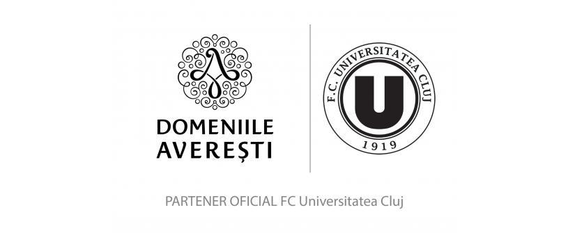 Domeniile Averești, noul partener oficial FC Universitatea Cluj