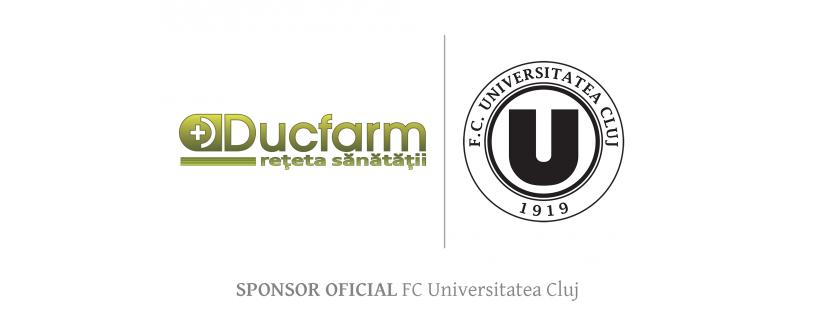 """Ducfarm continuă alături de """"U"""" în 2021"""
