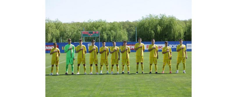 ROMÂNIA U16. Stagiu de pregătire încheiat cu o victorie pentru juniorii noștri