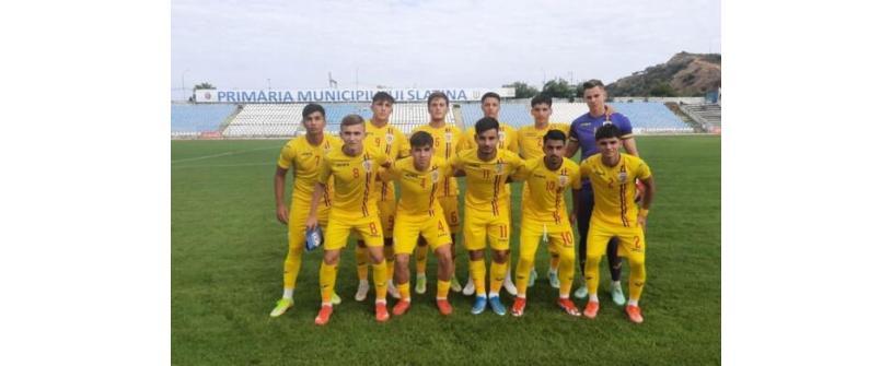 România U18. Septimiu Kolbasz și Rareș Scocîlcă au încheiat acțiunea cu o victorie