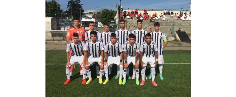 Liga Elitelor  U19. Debut cu victorie în noul sezon